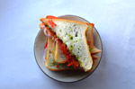 Vegetable Sandwich 2 - Public Domain Pictures