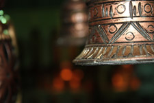 Brass Metal Bell Closeup - Public Domain Pictures