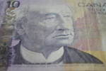 2401-canada-ten-dollars-closeup - Public Domain Pictures