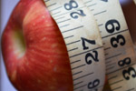 Diet Apple Measure Tape Waist - Public Domain Pictures