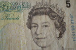 Pound Notes Closeup - Public Domain Pictures