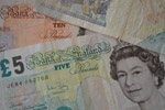 Pound Notes - Public Domain Pictures