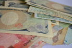 Random Currency Notes - Public Domain Pictures