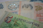 Singapore Dollars - Public Domain Pictures