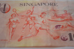 Singapore Note Back - Public Domain Pictures