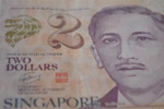 Singapore Two Dollars - Public Domain Pictures