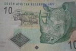 South Africa Note Closeup - Public Domain Pictures