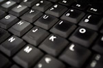 2464-keyboard-black-keys - Public Domain Pictures