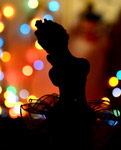 Angel Bokeh Effect - Public Domain Pictures