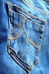 Blue Jeans Pocket - Public Domain Pictures