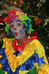 Clown Colorful Clothes - Public Domain Pictures
