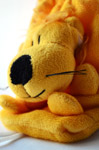 Cute Soft Toy Dog - Public Domain Pictures