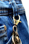 Jeans Car Keys - Public Domain Pictures