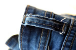 Jeans Closeup - Public Domain Pictures