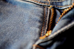 Jeans Denim Zip - Public Domain Pictures