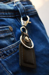 Jeans Key Chain - Public Domain Pictures