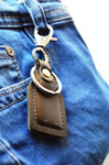 Jeans Key Holder - Public Domain Pictures