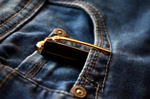Jeans Pen Pocket - Public Domain Pictures