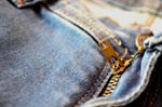 Jeans Zip - Public Domain Pictures
