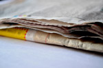 Newspaper - Public Domain Pictures