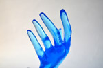 2573-blue-hands - Public Domain Pictures