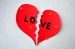Broken Heart Cut Paper - Public Domain Pictures