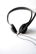 Headphones - Public Domain Pictures