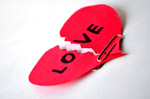 Love Broken Up Heart - Public Domain Pictures