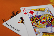 King And Joker Playing Cards - Public Domain Pictures