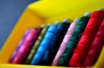 Threads Tailor Colors 2 - Public Domain Pictures