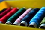 Threads Tailor Colors - Public Domain Pictures
