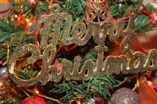 273-merry-christmas-sign - Public Domain Pictures