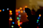 Bokeh Lights Angel - Public Domain Pictures