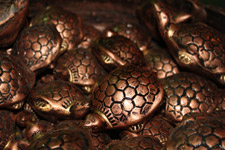 Metal Tortoises Feng Shui - Public Domain Pictures