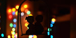 Couple Bokeh Light Orbs - Public Domain Pictures