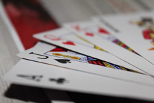 Playing Cards - Public Domain Pictures