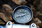 Motorcycle Speedometer - Public Domain Pictures