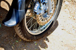 Motorcycle Wheel - Public Domain Pictures