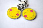 Two Couple Smileys - Public Domain Pictures
