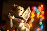 Angel Fairy Bokeh - Public Domain Pictures