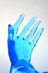 Blue Hands 1 - Public Domain Pictures
