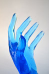 Blue Hands 3 - Public Domain Pictures