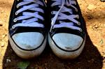 Canvas Sneakers - Public Domain Pictures