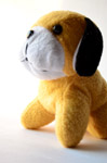 Cuddly Soft Toy Dog - Public Domain Pictures