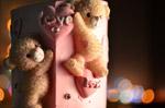 Teddy Love Couple - Public Domain Pictures