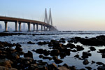 Mumbai Sea Bridge - Public Domain Pictures