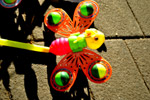 Toy Butterfly - Public Domain Pictures