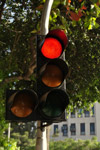 Traffic Signal Red - Public Domain Pictures