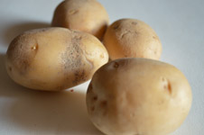 Potato Bunch 2 - Public Domain Pictures