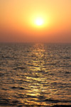 Sunset Sea - Public Domain Pictures